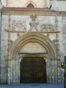 Iglesia de la Merced Burgos