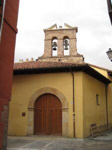 Iglesia San Salvador León