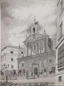 Iglesia Compañía Palencia