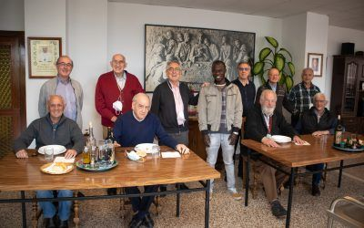 La comunidad de jesuitas de Burgos se abre a la hospitalidad