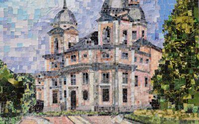 Patrimonio Nacional premia el arte de Fernando Barceló, alumno del San José
