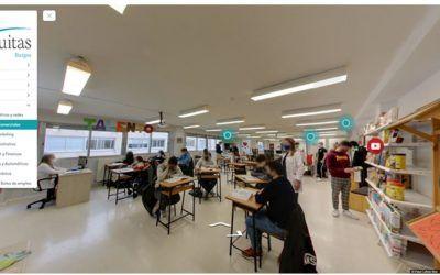 El Instituto de FP La Merced ofrece a las empresas formación continuada para sus empleados