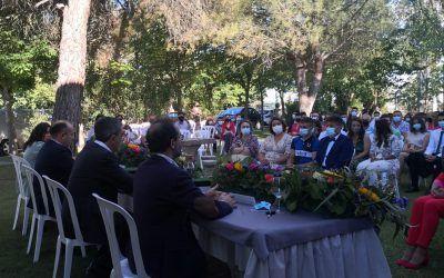 Tercera promoción INEA-Universidad Pontificia Comillas, nobleza de campo
