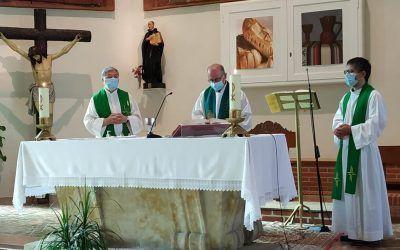 Estanislao de Kostka agradece a Teodoro García sus seis años en Salamanca