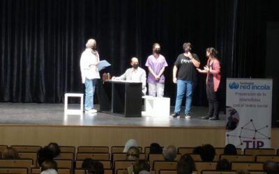 Teatro social y becas escolares para celebrar el 15 aniversario de Red Incola