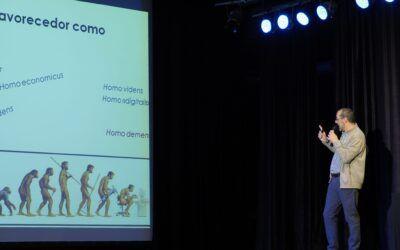 La 'cuidadanía' de Pepe Laguna abre el curso de Fe y Desarrollo